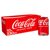 Coca-Cola Original Taste 10 x 330ml