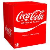 Coca-Cola Original Taste 18 x 330ml