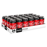 Coca-Cola Zero Sugar 330ml x24pk