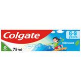 Colgate Kids Mild Mint Toothpaste 75ml,  6-9 years