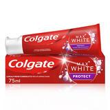 Colgate Max White Protect Whitening Toothpaste 75ml