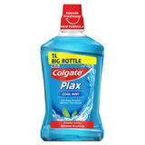 Colgate Plax Cool Mint Mouthwash with CPC 1000ml