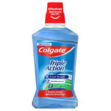 Colgate Triple Action Mouthwash 500ml