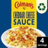 Colman's Cheddar Cheese Sauce Mix 40 g