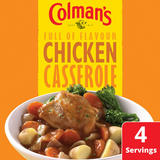 Colman's Chicken Casserole Recipe Mix 40g