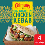 Colman's Chicken Kebab Recipe Mix 30 g