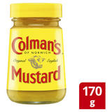 Colman's Original English Mustard 170 g