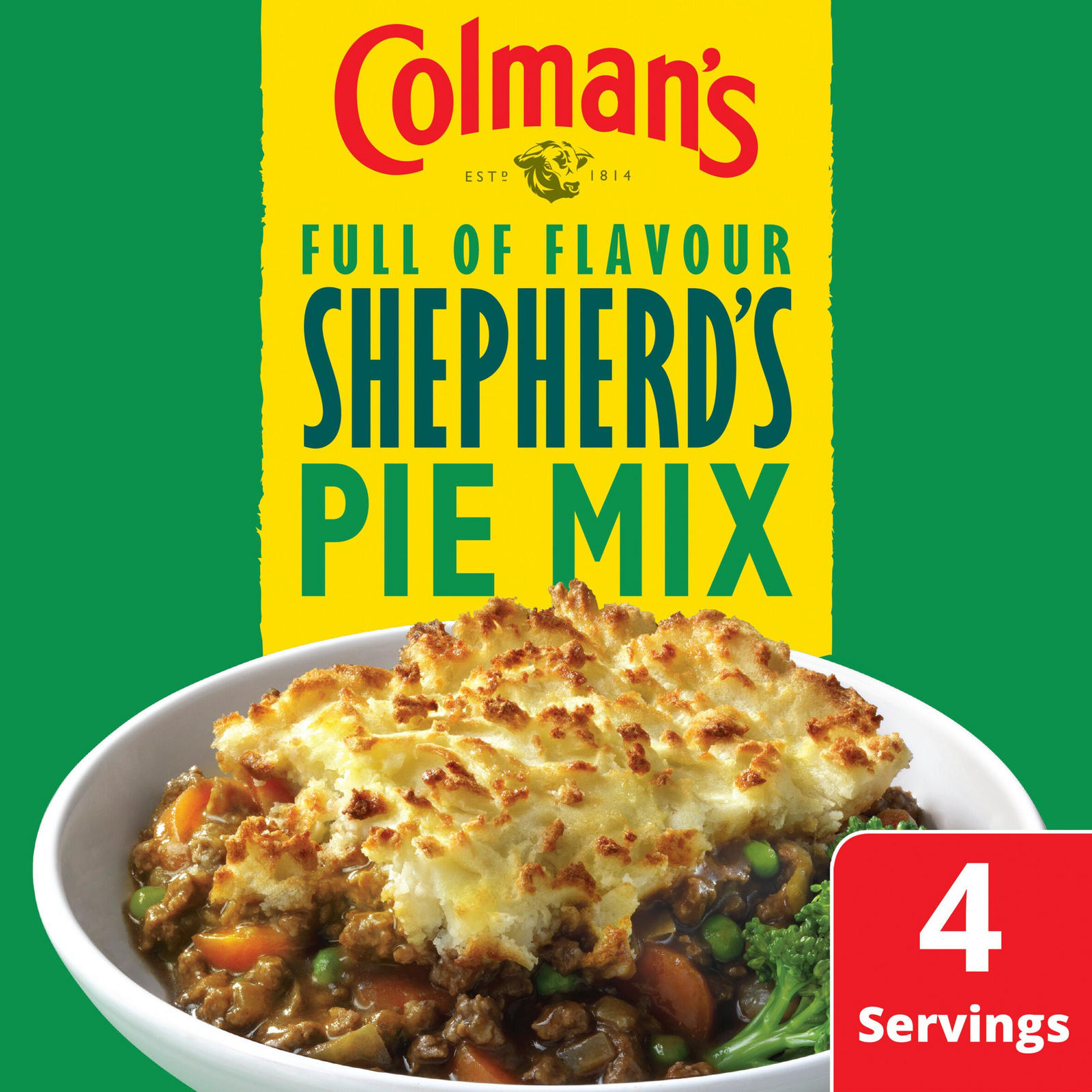 Colman's Shepherd's Pie Recipe Mix 50g | Cooking ...