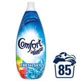 Comfort Fresh Sky Ultra Concentrated Fabric Conditioner 85 Wash