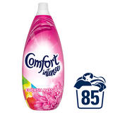 Comfort Intense Fuchsia Passion Fabric Conditioner Liquid 85 Wash 1.275 L