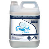 Comfort Pure Softer, Smoother Fabrics Professional 45 Washes 5L