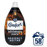 Comfort Ultimate Care Heavenly Nectar Ultra-Concentrated Fabric Conditioner 58 Wash 870 ml