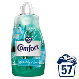 Comfort Waterlily & Lime Fabric Conditioner 57 Wash 1.995 l