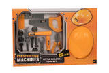 Construction Machines Little Builder Tool Set