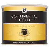Continental Gold Freeze Dried Instant Coffee 500g