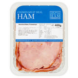 Cooked Meat Deal Smoked Ham Trimmings 400g