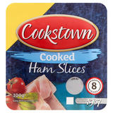 Cookstown Cooked Ham Slices 100g