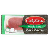 Cookstown Maple Cure Back Bacon 200g
