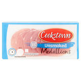 Cookstown Unsmoked Medallions 140g