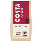 Costa Coffee Mocha Italia Signature Blend Coffee Beans 200g