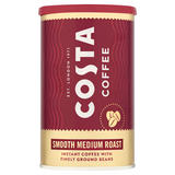Costa Instant Coffee Smooth Medium Roast 100g