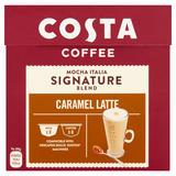 Costa NESCAFE Dolce Gusto Compatible Caramel Latte Pods