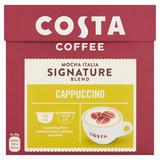 Costa Nescafe® Dolce Gusto® Compatible Signature Blend Cappuccino 146.4g