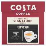 Costa Nescafe® Dolce Gusto® Compatible Signature Blend Espresso 16 x 7.0g (112g)