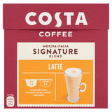 Costa Nescafe® Dolce Gusto® Compatible Signature Blend Latte 182.4g