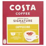 Costa NESCAFÉ® Dolce Gusto® Compatible Signature Mocha Italia Blend Cappuccino Coffee Pods