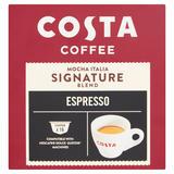 Costa NESCAFÉ® Dolce Gusto® Compatible Signature Mocha Italia Blend Espresso Coffee Pods