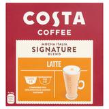 Costa NESCAFÉ® Dolce Gusto® Compatible Signature Mocha Italia Blend Latte Coffee Pods