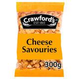 Crawford's Cheese Savouries 300g