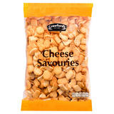 Crawford's Cheese Savouries Snacks 325g