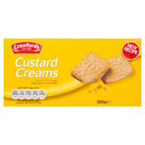 Crawford's Custard Creams 300g