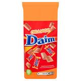 Daim Orange Chocolate Bar 350g