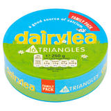 Dairylea Cheese Triangles 16 Pack 250g
