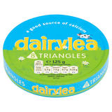 Dairylea Cheese Triangles 8 Pack 125g