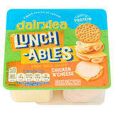Dairylea Lunchables Chicken 'n' Cheese 76.8g