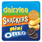 Dairylea Snackers Cheese & Crackers with Mini Oreo 66.1g
