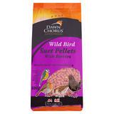 Dawn Chorus Wild Bird Suet Pellets with Berries 500g