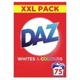 Daz Washing Powder Whites & Colours 4.875kg 75 Washes