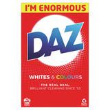 Daz Washing Powder Whites & Colours 5.2KG 80 Washes