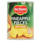 Del Monte Pineapple Pieces in Juice 565g
