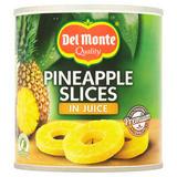 Del Monte Pineapple Slices in Juice 435g