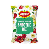 Del Monte Strawberry and Banana Smoothie Mix 500g
