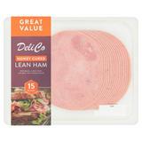 Deli Co Honey Cured Lean Ham 300g
