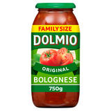 Dolmio Bolognese Pasta Sauce 750g