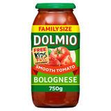 Dolmio Bolognese Smooth Tomato Pasta Sauce 750g