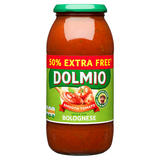DOLMIO® Sauce for Bolognese Smooth Tomato 750g